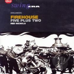 Firehouse Five Plus Two - Swing Era Dixielanders DVD Cover Art