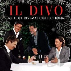 Il Divo - Christmas Collection CD Cover Art