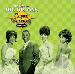 Orlons - Best of the Orlons Cameo Parkway 1961-1966 CD Cover Art