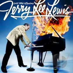 Lewis, Jerry Lee - Last Man Standing CD Cover Art