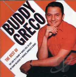 Greco, Buddy - Best of Buddy Greco CD Cover Art