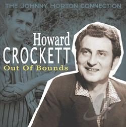 Crockett, Howard - Out of Bounds CD Cover Art