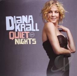 Krall, Diana - Quiet Nights LP Cover Art