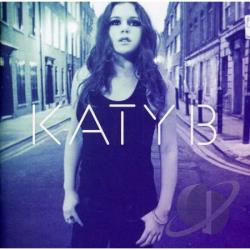 B, Katy - On a Mission CD Cover Art