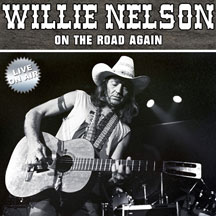 Nelson, Willie - On the Road Again: Live on Air CD Cover Art
