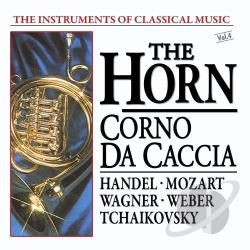 Instruments Of Classical Music Vol 4 - The Horn CD Cover Art