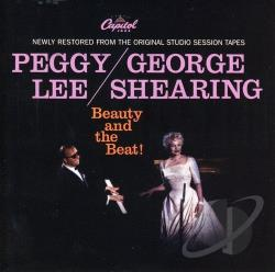 Lee, Peggy - Beauty and the Beat! CD Cover Art