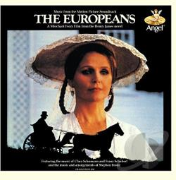 Europeans CD Cover Art