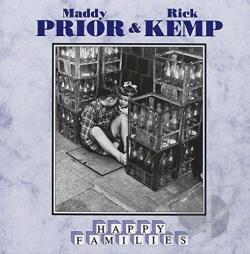 Prior, Maddy - Happy Families CD Cover Art