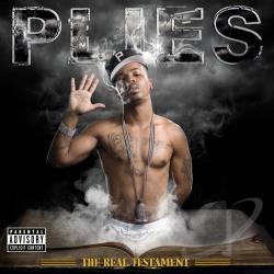 Plies - Real Testament CD Cover Art