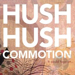 Hush Hush Commotion - It Could Happen CD Cover Art
