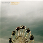 Steel Train - Trampoline CD Cover Art