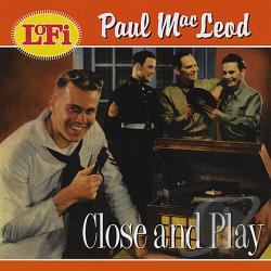 MacLeod, Ron / Macleod, Paul - Close and Play CD Cover Art
