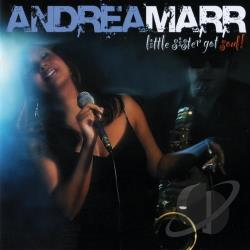 Marr, Andrea - Little Sister Got Soul! CD Cover Art