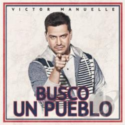 Manuelle, Victor - Busco un Pueblo CD Cover Art