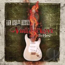 Hersey, Ian Ashley - Vintage Love: The Best of Iain Ashley Hersey CD Cover Art