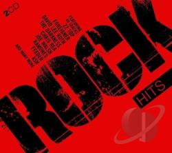 Rock Hits CD Cover Art