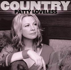 Loveless, Patty - Country: Patty Loveless CD Cover Art