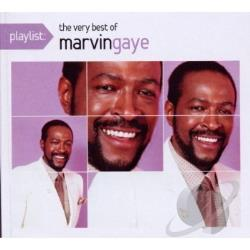 Gaye, Marvin - Playlist: The Very Best of Marvin Gaye CD Cover Art