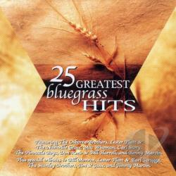 24 Greatest Bluegrass Hits CD Cover Art