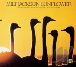 Jackson, Milt - Sunflower CD Cover Art