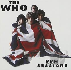 Who - BBC Sessions CD Cover Art