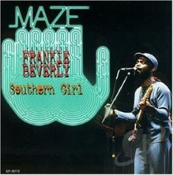 Maze - Southern Girl CD Cover Art