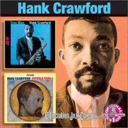 Crawford, Hank - True Blue/Double Cross CD Cover Art