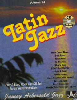 Latin Jazz CD Cover Art