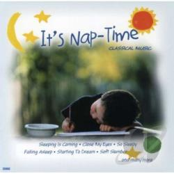 It's Nap Time CD Cover Art