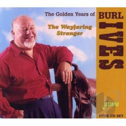 Ives, Burl - Wayfaring Stranger CD Cover Art