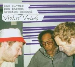Rivers, Sam - Violet Violets CD Cover Art