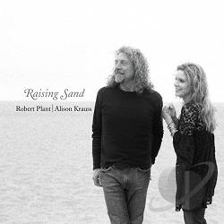 Krauss, Alison / Plant, Robert - Raising Sand LP Cover Art