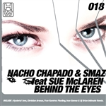 Nacho Chapado - Behind The Eyes DB Cover Art