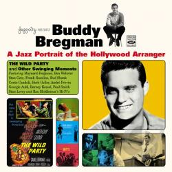 Bregman, Buddy - Jazz Portrait Of The Hollywood Arranger CD Cover Art