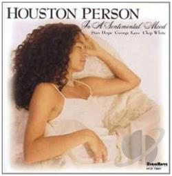 Person, Houston - In a Sentimental Mood CD Cover Art