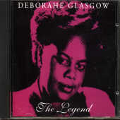 Glasgow, Deborah - Legend CD Cover Art