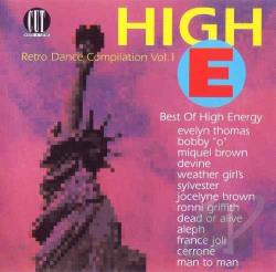 High-E CD Cover Art