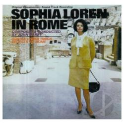 Sophia Loren In Rome CD Cover Art