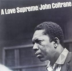 Coltrane, John / Coltrane, John Quartet - Love Supreme LP Cover Art
