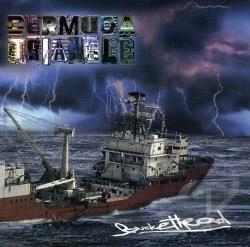 Buckethead - Bermuda Triangle CD Cover Art