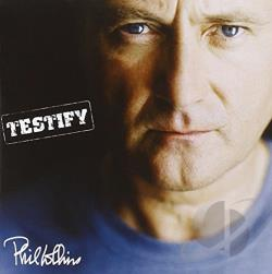 Collins, Phil - Testify CD Cover Art