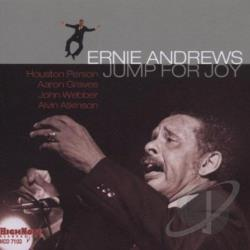 Andrews, Ernie - Jump for Joy CD Cover Art