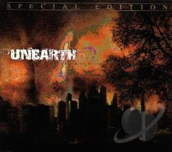 Unearth - Oncoming Storm: Special Edition CD Cover Art