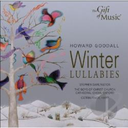 Goodall, Howard - Howard Goodall: Winter Lullabies CD Cover Art