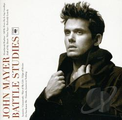 Mayer, John - Battle Studies CD Cover Art