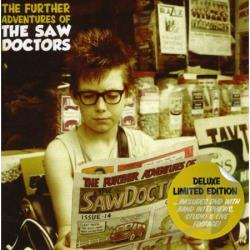 Saw Doctors - Further Adventures of the Saw Doctors CD Cover Art