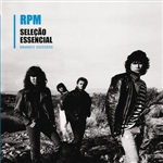 Rpm - Seleo Essencial - Grandes Sucessos - RPM DB Cover Art