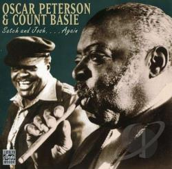 Basie, Count / Peterson, Oscar - Satch and Josh.....Again CD Cover Art