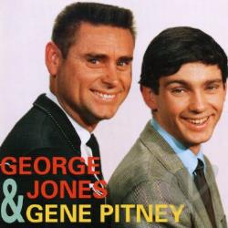 Jones, George / Pitney, Gene - George Jones & Gene Pitney CD Cover Art